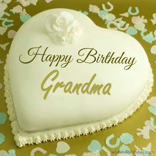 Best Happy Birthday Wishes For Grandma 2017 - Happy Birthday Wishes, Messages & Greeting eCards