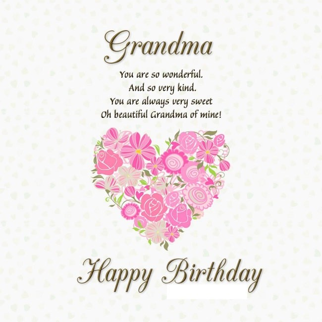 Best happy birthday ecard wishes for grandma happy birthday wishes download m4hsunfo