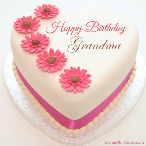 Happy Birthday Grandma - Happy Birthday Wishes, Messages & Greeting eCards