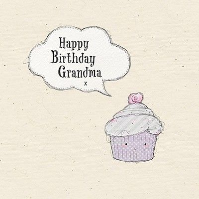 Happy Birthday Grandmother