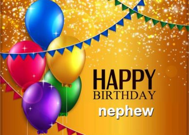Happy Birthday Nephew Images For Facebook, Whatsapp, Instagram And Twitter - Happy Birthday Wishes, Memes, SMS & Greeting eCard Images