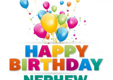 Happy Birthday To My Nephew - Happy Birthday Wishes, Memes, SMS & Greeting eCard Images