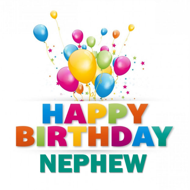 Happy Birthday To My Nephew