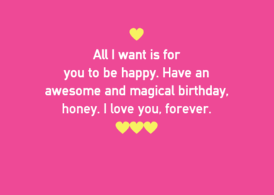 Romantic Birthday Wishes For My Wife Happy Birthday Wishes, Memes, SMS & Greeting eCard Images