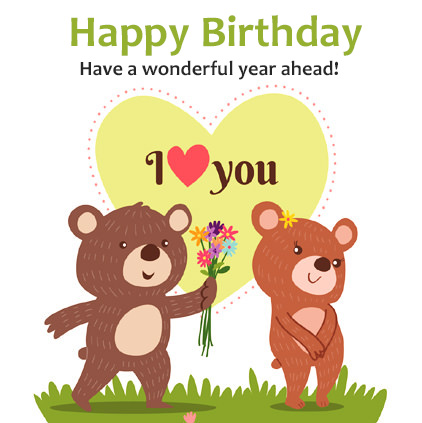 Birthday Quotes With Love - Happy Birthday Wishes, Memes, SMS & Greeting eCard Images