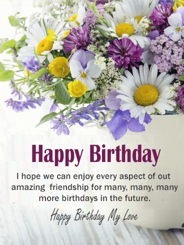 Cute Happy Birthday Quotes Images - Happy Birthday Wishes, Memes, SMS & Greeting eCard Images