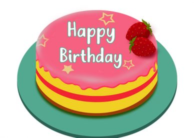 Happy Birthday Cake Images - http://wishes4birthday.com
