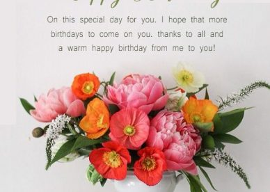 Happy Birthday Flowers Meme - Happy Birthday Wishes, Memes, SMS & Greeting eCard Images