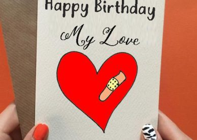 Happy Birthday My Love - Happy Birthday Wishes, Memes, SMS & Greeting eCard Images