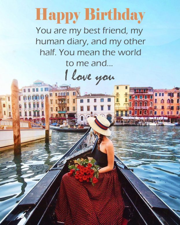 Happy Birthday Romantic Quotes - Happy Birthday Wishes, Memes, SMS & Greeting eCard Images