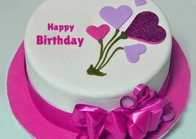 Love Birthday Cake Photo - Happy Birthday Wishes, Memes, SMS & Greeting eCard Images
