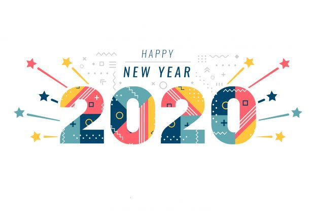 New year 2020 - Happy Birthday Wishes, Memes, SMS & Greeting eCard Images