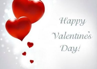 Happy Valentines Day Red Hearts Images - Happy Birthday Wishes, Memes, SMS & Greeting eCard Images