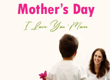 Mother's Day With Flower Bouquet Gift - Happy Birthday Wishes, Memes, SMS & Greeting eCard Images