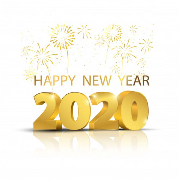 New Year Images 2020 - Happy Birthday Wishes, Memes, SMS & Greeting eCard Images