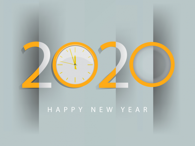 Best Happy New Year Wallpapers 2020 - Happy Birthday Wishes, Memes, SMS & Greeting eCard Images
