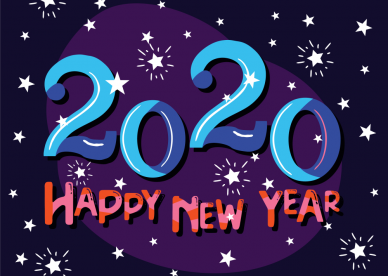 Happy New Year 2020 Wishes, Quotes - Happy Birthday Wishes, Memes, SMS & Greeting eCard Images