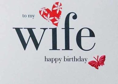 Cute Birthday Wishes For Wife With Love Happy Birthday Wishes, Memes, SMS & Greeting eCard Images