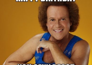 Funny Happy Birthday Meme - Happy Birthday Wishes, Messages & Greeting eCards