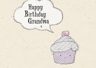 Happy Birthday Grandmother - Happy Birthday Wishes, Messages & Greeting eCards