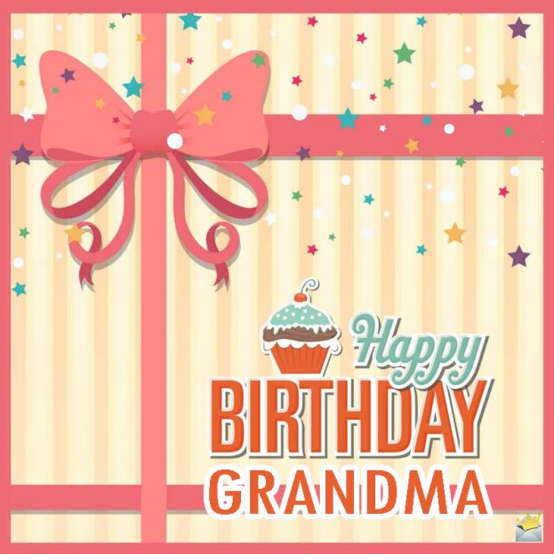 Awesome Happy Grandma Birthday Images - Happy Birthday Wishes, Memes, SMS & Greeting eCard Images