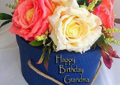 Best Happy Birthday Grandma Image - Happy Birthday Wishes, Memes, SMS & Greeting eCard Images