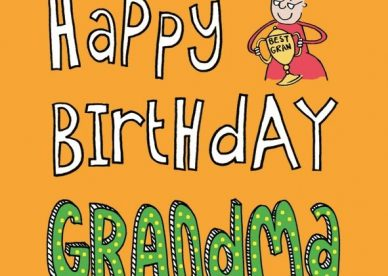 Happy Birthday For Grandmother - Happy Birthday Wishes, Memes, SMS & Greeting eCard Images