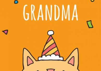 Happy Birthday Grandma Funny -Happy Birthday Wishes, Memes, SMS & Greeting eCard Images