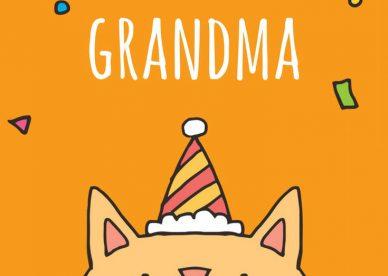 Happy Birthday Grandma Funny -Happy Birthday Wishes, Memes, SMS & Greeting eCard Images
