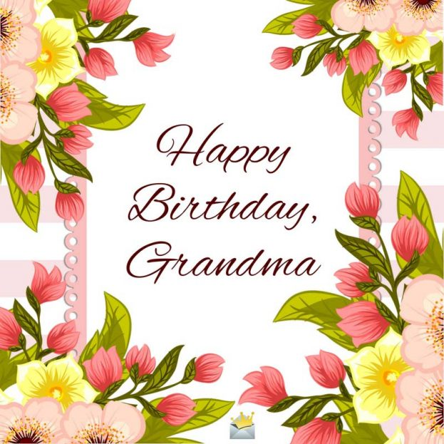 Happy Birthday Grandma Pictures - Happy Birthday Wishes, Memes, SMS & Greeting eCard Images