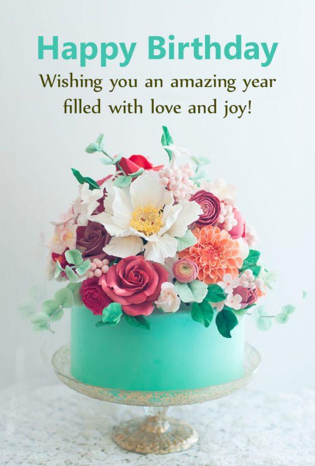 beautiful flowers for birthday wishes  happy birthday