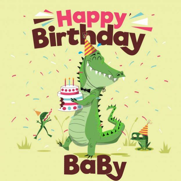 BeautifulHappy Birthday Baby Images - Happy Birthday Wishes, Memes, SMS & Greeting eCard Images