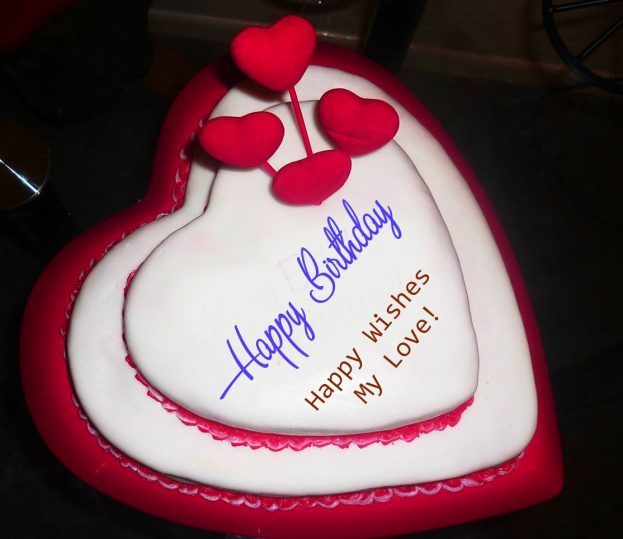Best Birthday Cake For Lovers - Happy Birthday Wishes, Memes, SMS & Greeting eCard Images