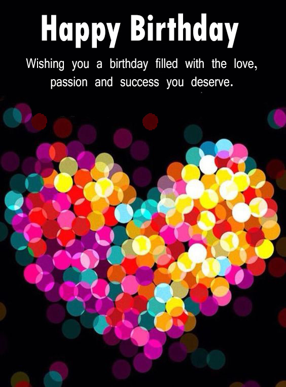 Best Birthday Quotes For Lovers - Happy Birthday Wishes, Memes, SMS & Greeting eCard Images