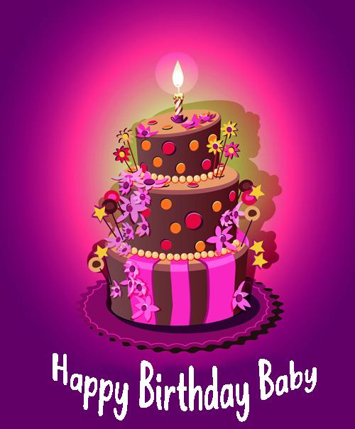 Happy Birthday Baby ImagesHD -Happy Birthday Wishes, Memes, SMS & Greeting eCard Images