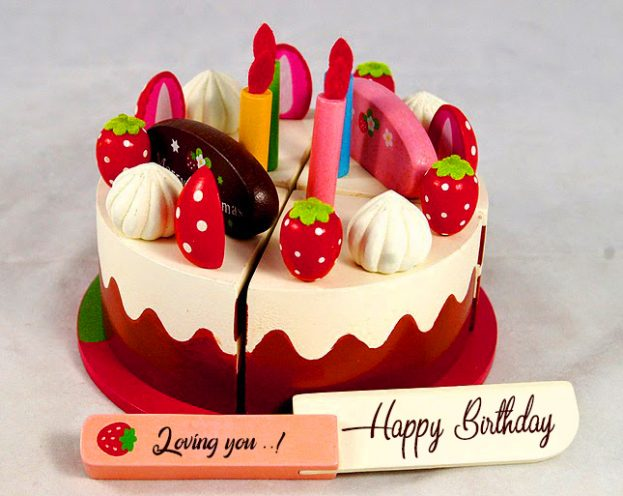 Happy Birthday Cake Loving You Happy Birthday Wishes Memes Sms Greeting Ecard Images