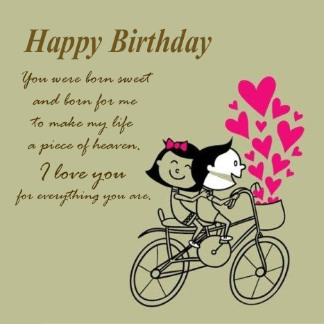 Happy Birthday Girlfriend Images Download - Happy Birthday Wishes, Memes, SMS & Greeting eCard Images