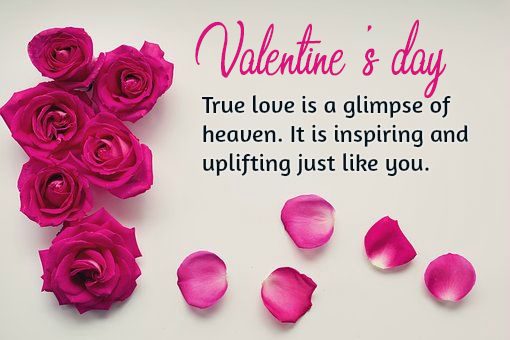 Beautiful Valentine's Day Images - Happy Birthday Wishes, Memes, SMS & Greeting eCard Images