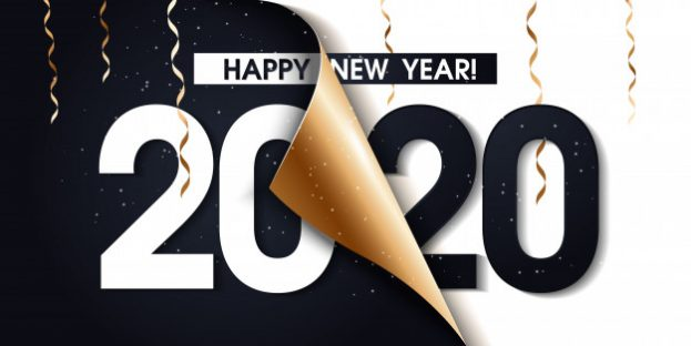 Best Happy New Year Promotion Poster 2020 - Happy Birthday Wishes, Memes, SMS & Greeting eCard Images