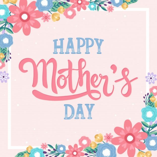 Free Hand drawn Happy Mother's Day Images - Happy Birthday Wishes, Memes, SMS & Greeting eCard Images