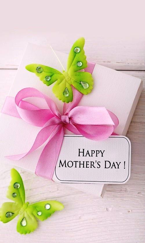 Happy Mother's Day Images With Special Gift - Happy Birthday Wishes, Memes, SMS & Greeting eCard Images