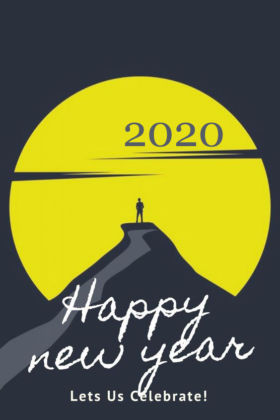 Happy New Year Let's Celebrate Images 2020 - Happy Birthday Wishes, Memes, SMS & Greeting eCard Images
