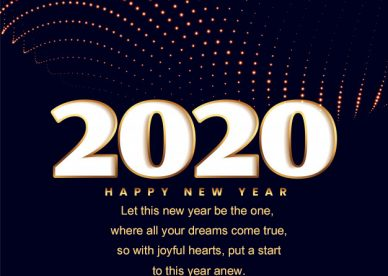 Happy New Year Quotes 2020 - Happy Birthday Wishes, Memes, SMS & Greeting eCard Images