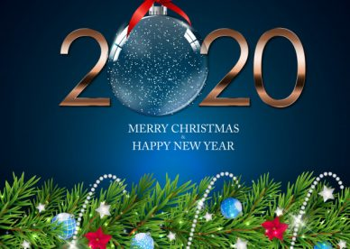 Merry Christmas Happy New Year 2020 - Happy Birthday Wishes, Memes, SMS & Greeting eCard Images