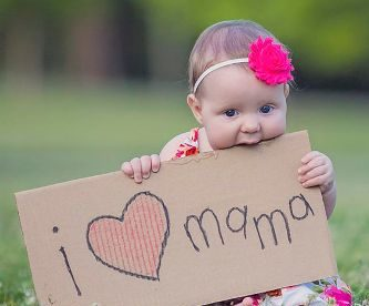 Mother's Day I Love Mama Images - Happy Birthday Wishes, Memes, SMS & Greeting eCard Images