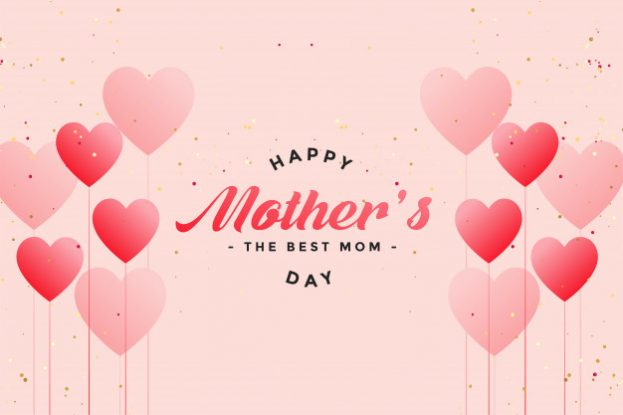 Mother's day Balloon Hearts Images - Happy Birthday Wishes, Memes, SMS & Greeting eCard Images