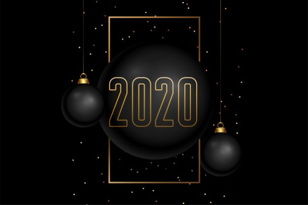 New Year Background 2020 - Happy Birthday Wishes, Memes, SMS & Greeting eCard Images