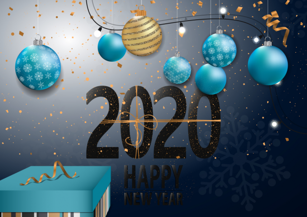 Download Happy New Year Images HD 2020 - Happy Birthday Wishes, Memes, SMS & Greeting eCard Images
