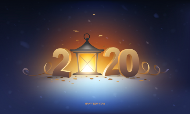 Happy New Year Background HD 2020 - Happy Birthday Wishes, Memes, SMS & Greeting eCard Images