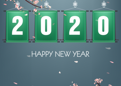 Happy New Year Facebook 2020 - Happy Birthday Wishes, Memes, SMS & Greeting eCard Images